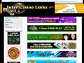 Inter Casino Links